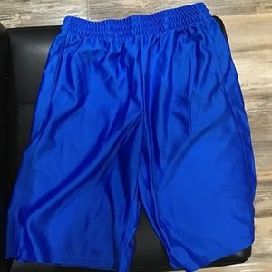 Boys basketball shorts size 10-12 - 2 pairs